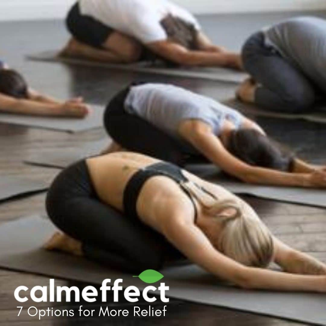 Lifestyle and Wellness Blog with CalmEffect